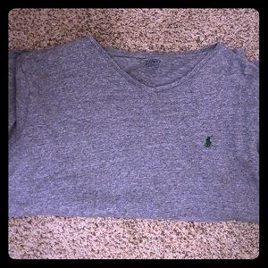 Polo Ralph Lauren Long Sleeved V neck shirt